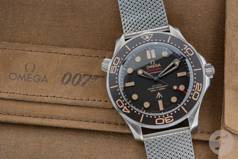 Our Seven Best James Bond Watches — Rolex, Omega, Seiko, And…