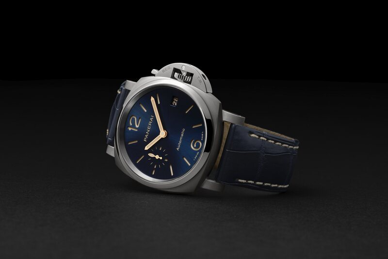 Panerai Luminor Due Collection Expands with 6 new References