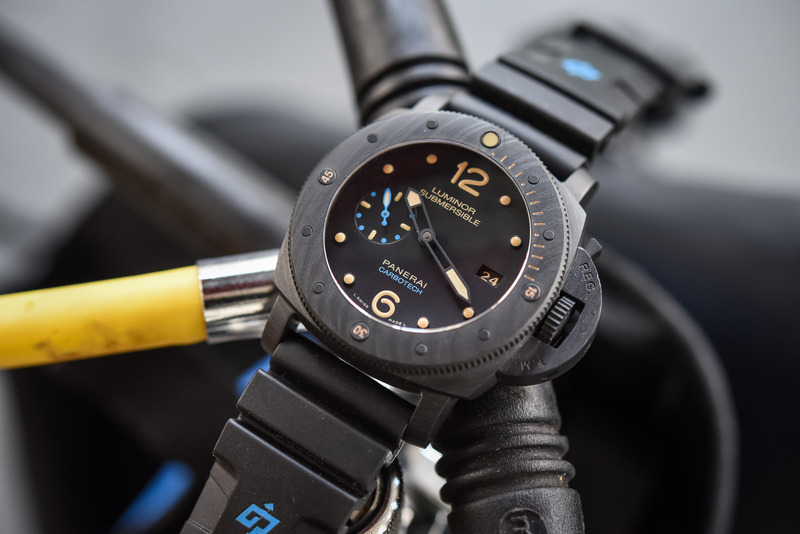Panerai Luminor Submersible 1950 Carbotech PAM00616 – Camouflaged for Action