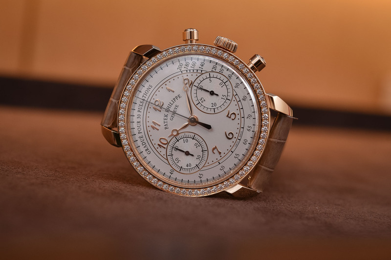 Patek Philippe Chrono 7150/250R – A True PP Chronograph To Conquer Women's Hearts