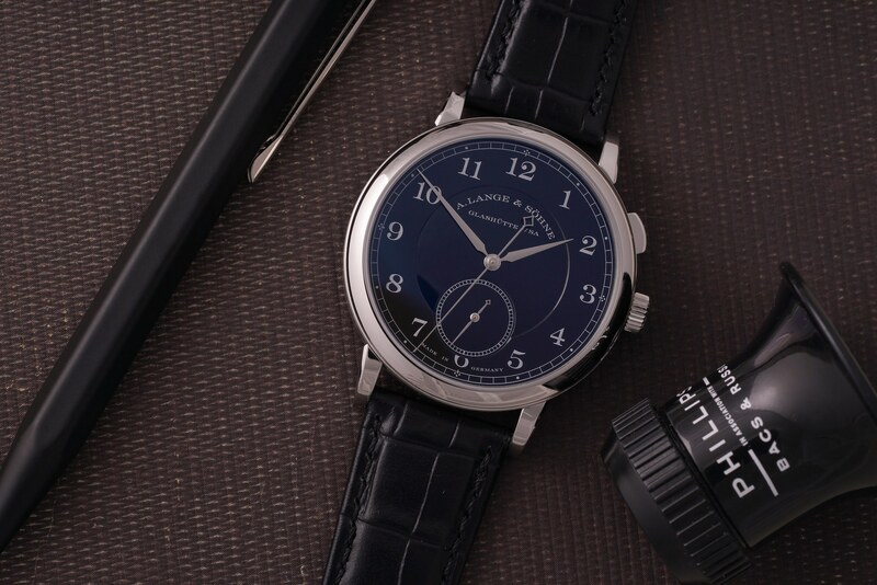 Phillips Watches to Auction the Unique A. Lange & Söhne 1815 'Homage To Walter Lange' in Steel