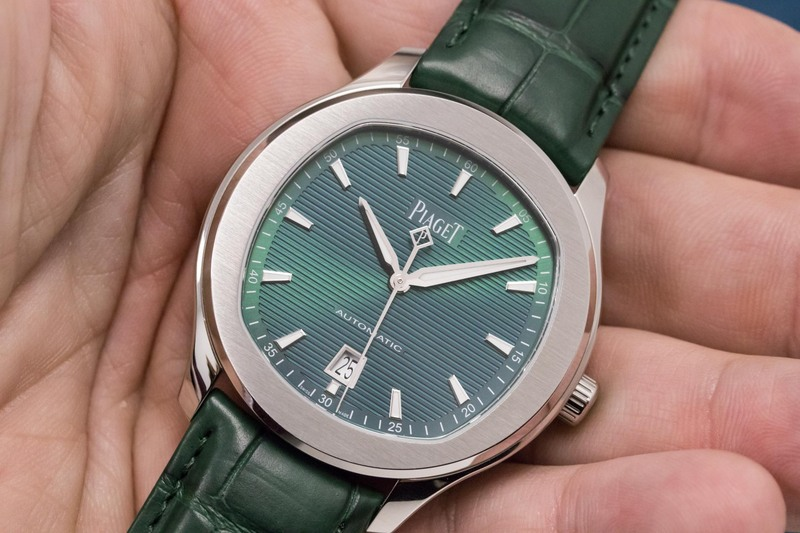 Piaget Polo S Green Dial Limited Edition