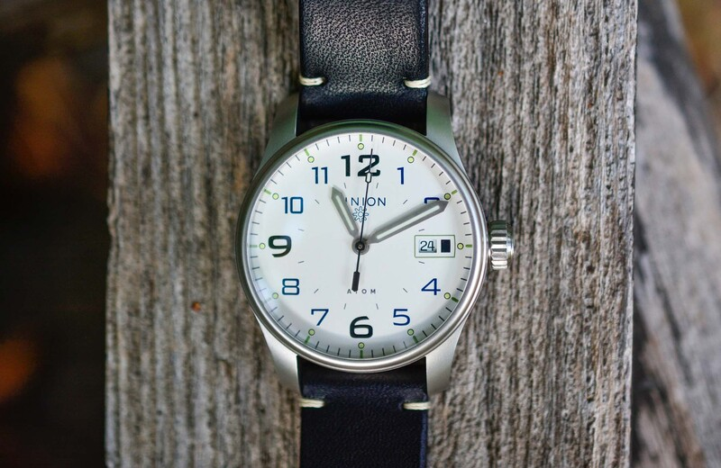 Pinion Atom 39 – A Classic, Affordable Tool Watch Derived from an Online Enthusiast Survey