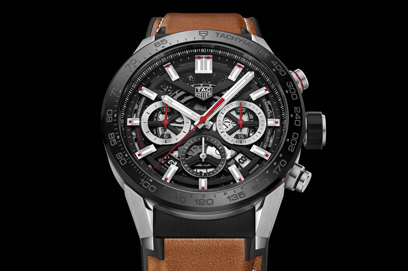 Pre-Baselworld 2018 – TAG Heuer Carrera Heuer 02 Manufacture 43mm