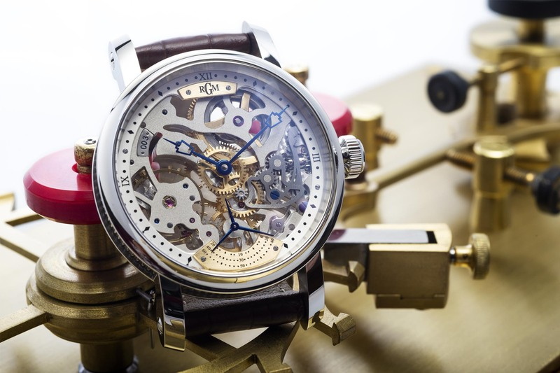 RGM Watch Co. PS-801-Skeleton – American and Openworked
