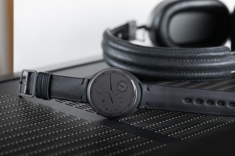 Ressence Type 1 ZZ – A Furtive Collaboration with Chronopassion