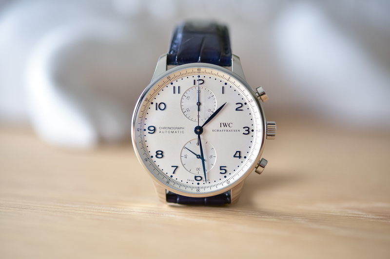 Review of The IWC Portugieser Chronograph 3714 – The Modern Schaffhausen Icon