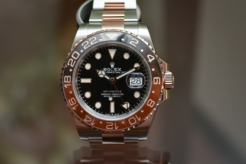 """Rolex GMT-Master II 126711 CHNR / The New """"Root Beer"""" Rolex GMT"""