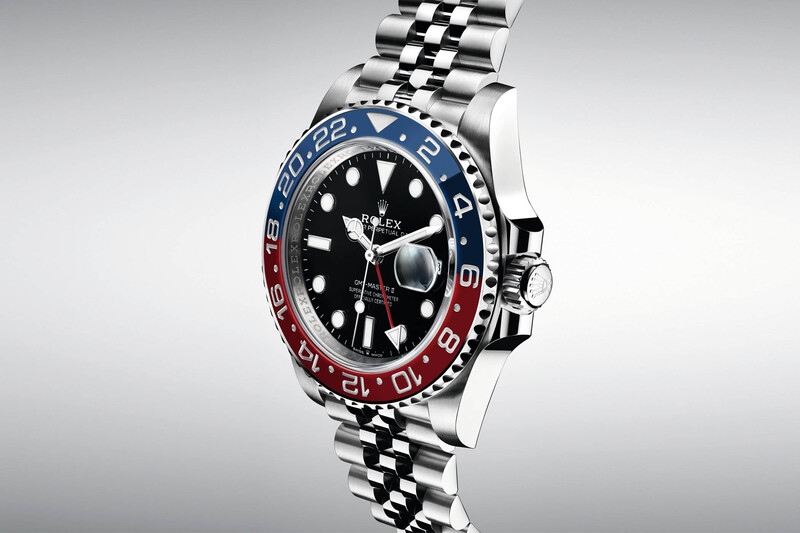 """Rolex GMT Master II """"Pepsi"""" 126710 BLRO – Now in Steel, with Jubilee Bracelet and Calibre 3285"""