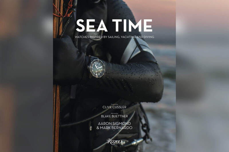 SEA TIME: Watches Inspired by Sailing, Yachting, and Diving (Book)