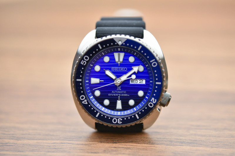 """Seiko Prospex Turtle """"Save The Ocean"""" SRPC91K1 Special Edition"""
