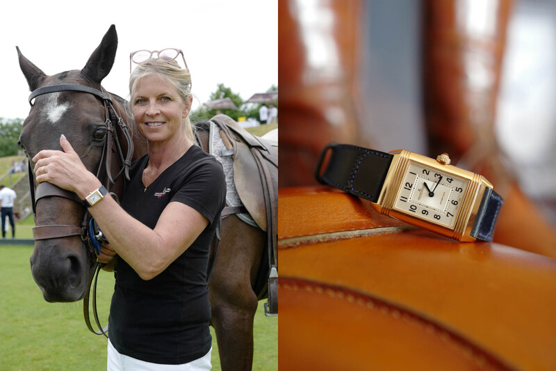 She Rocks It: Marchioness of Milford Haven And Her Unique Jaeger-LeCoultre Reverso