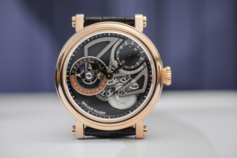 Speake-Marin One&Two Openworked Dual Time – Classical Meets Technical