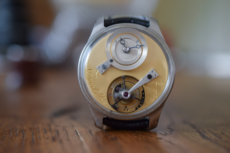 Spotlight on Young Talents – Remy Cools, 21, Freshly Graduated, Presents His Tourbillon