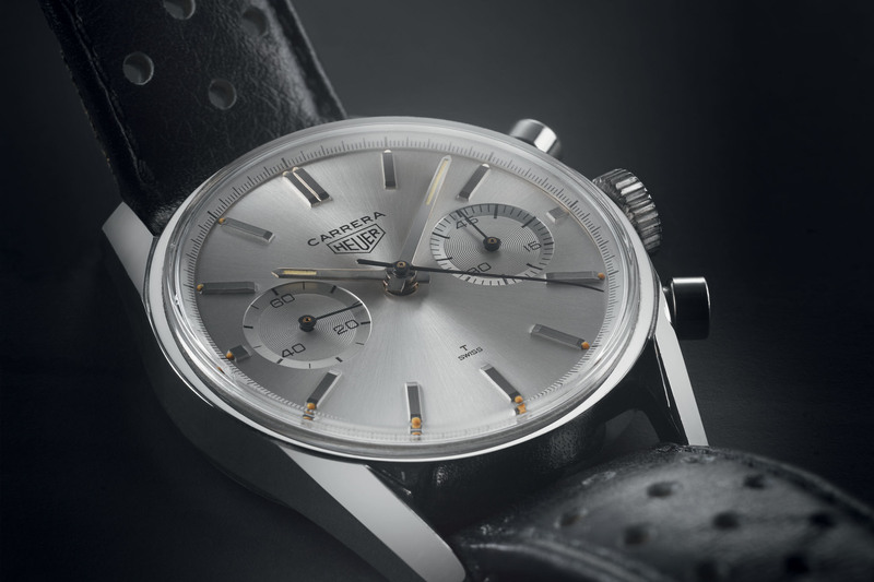TAG Heuer Carrera – The Story of an Iconic 55-Year-Old Chronograph