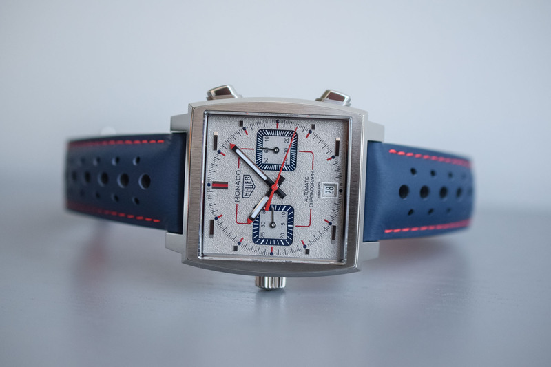 TAG Heuer Monaco 1989-1999 Limited Edition – Step 3 of the 50th-Anniversary Editions
