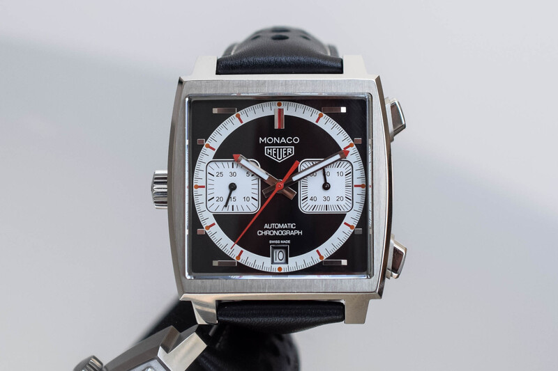 TAG Heuer Monaco 1999-2009 Limited Edition – Step 4 of the 50th-Anniversary Editions