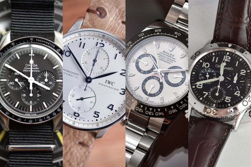 The 10 Most Iconic Chronographs You Can Buy in 2018