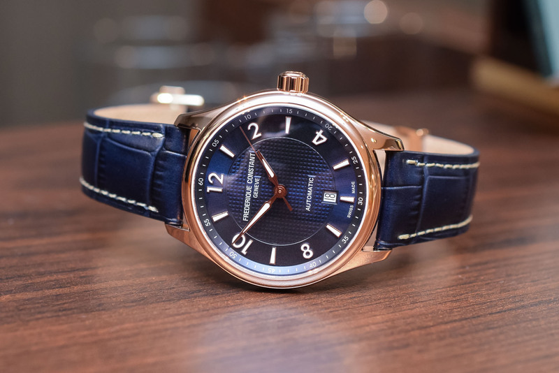 The 2018 Frederique Constant Automatic Runabout Limited Edition (Live Photos)