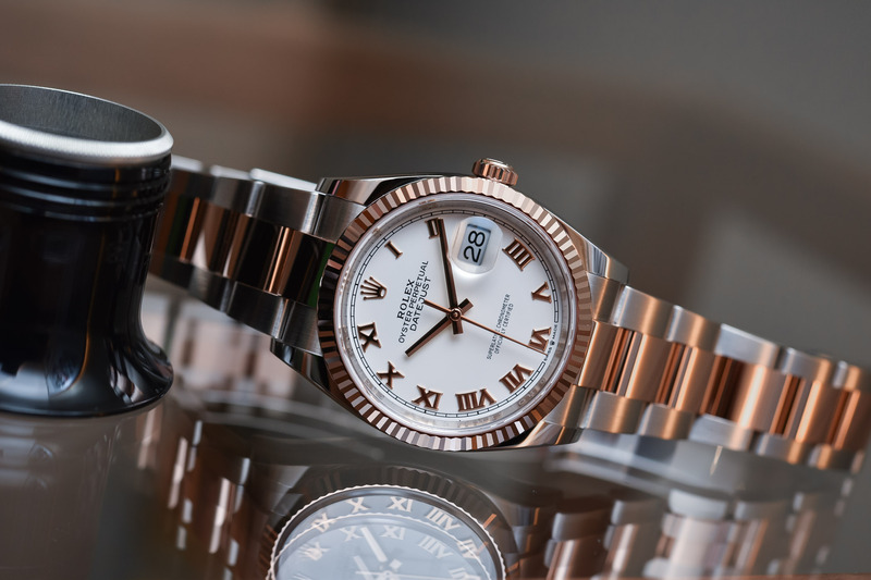 """The 2018 Rolex Oyster Pereptual Datejust 36: Is This the Perfect """"Boyfriend's Watch""""?"""