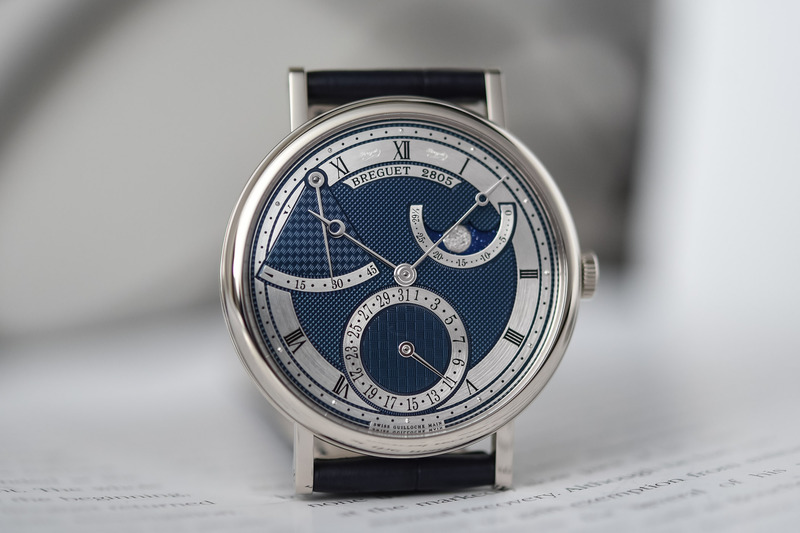 The 2020 Editions of the Breguet Classique 7137 Moon & Power Reserve