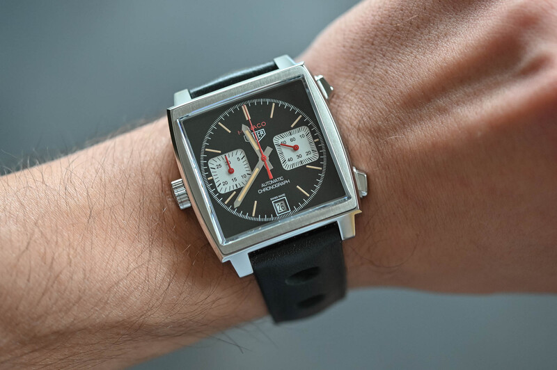 The 5 Coolest TAG Heuer Monacos You Can Get for the 50th Anniversary