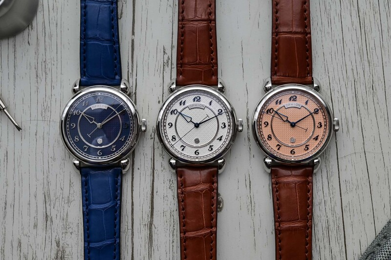The Accessible High-End Watch, the Ophion OPH 786 Velos