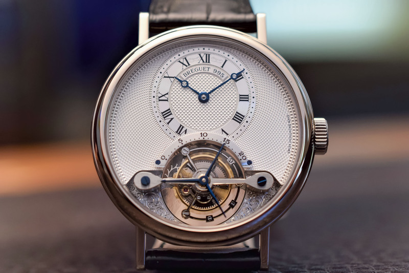 The Art of Hand-Guillochage at Breguet, Preserving Traditional Crafts