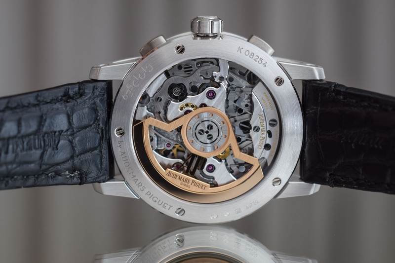 The Audemars Piguet Calibre 4400, the New In-House, Integrated Chronograph