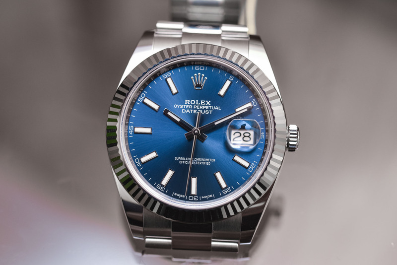 The Battle of Luxury Daily Beaters Part 2 – Rolex Datejust 41