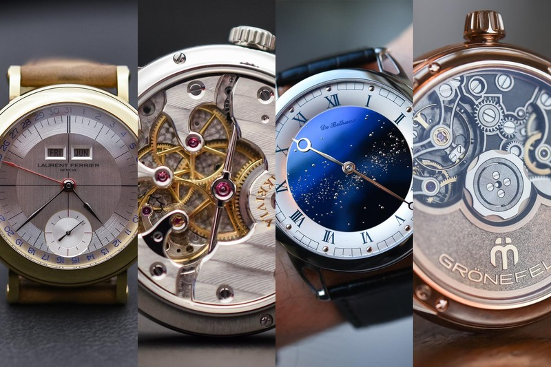 The Best of Independent Watchmaking 2018 – Part 1