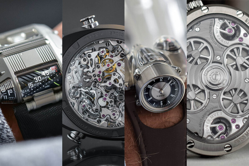 The Best of Independent Watchmaking 2018 – Part 2