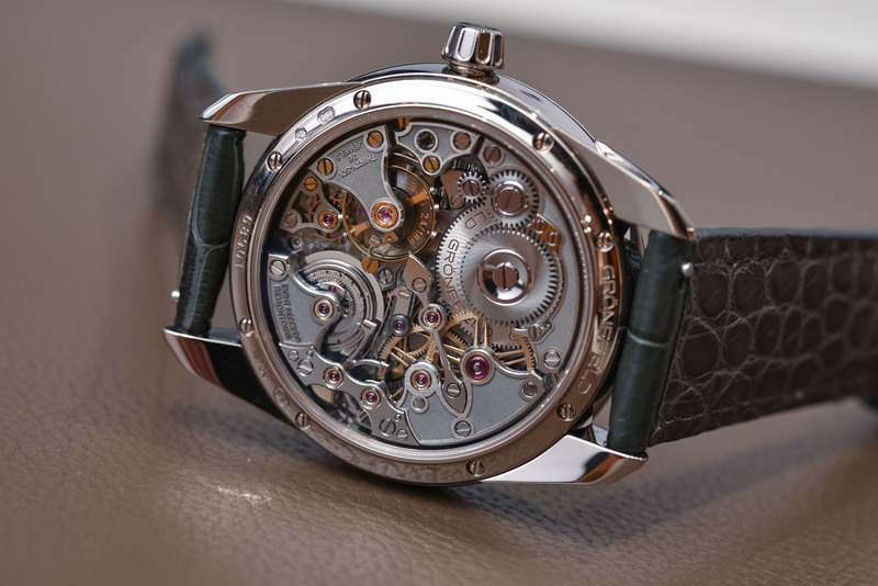 The Best of Indie Watchmaking Seen Through the Casebacks – Part 1