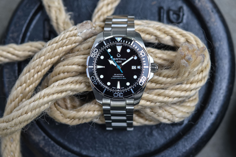 The Certina DS Action Diver Powermatic 80 'Sea Turtle Conservancy' Special Edition