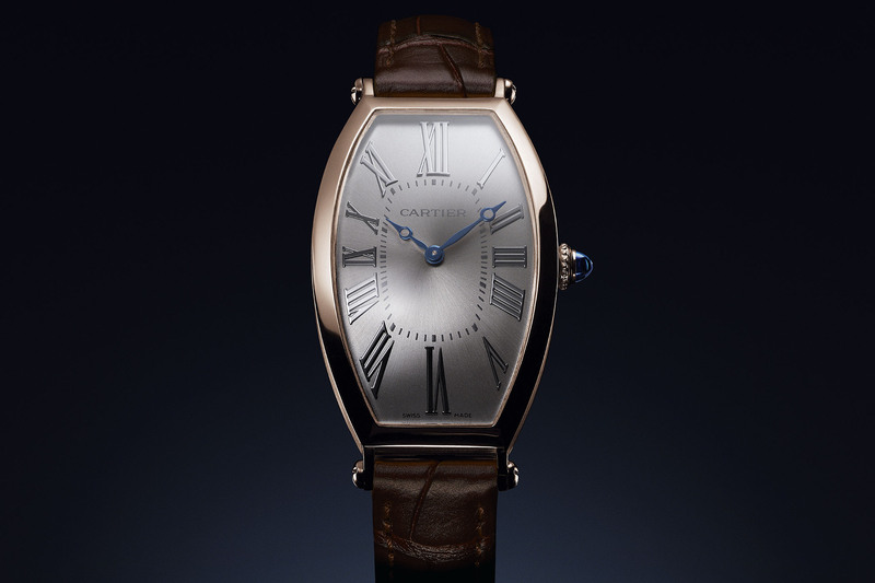 The Comeback of the Tonneau in the Cartier Privé Collection