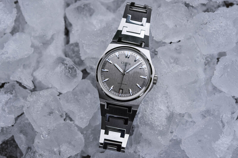 The Czapek Antarctique, the Brand's First Luxury Sports Watch (Live Pics and Pricing)