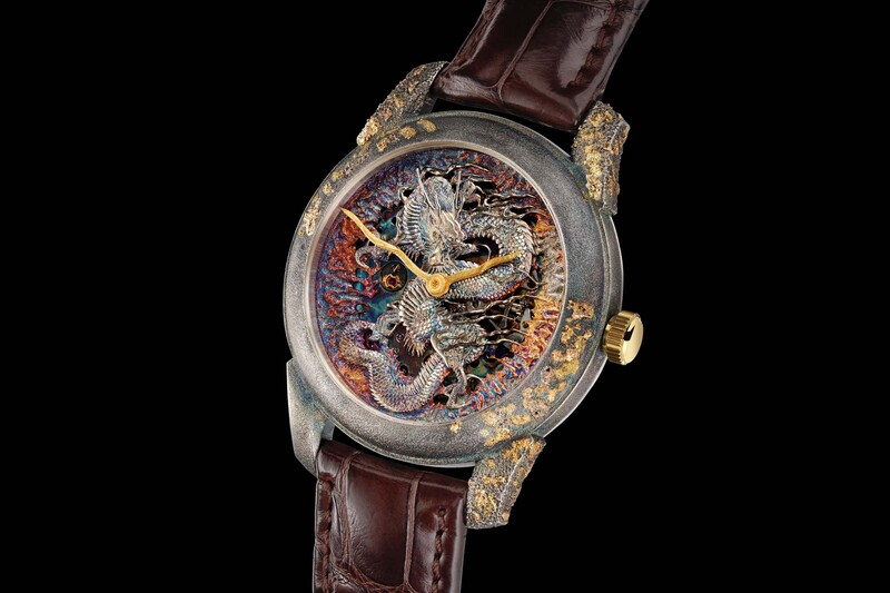 The Entirely Hand-Engraved Kees Engelbarts Organic Skeleton Ref. 1867 (Hands-On)