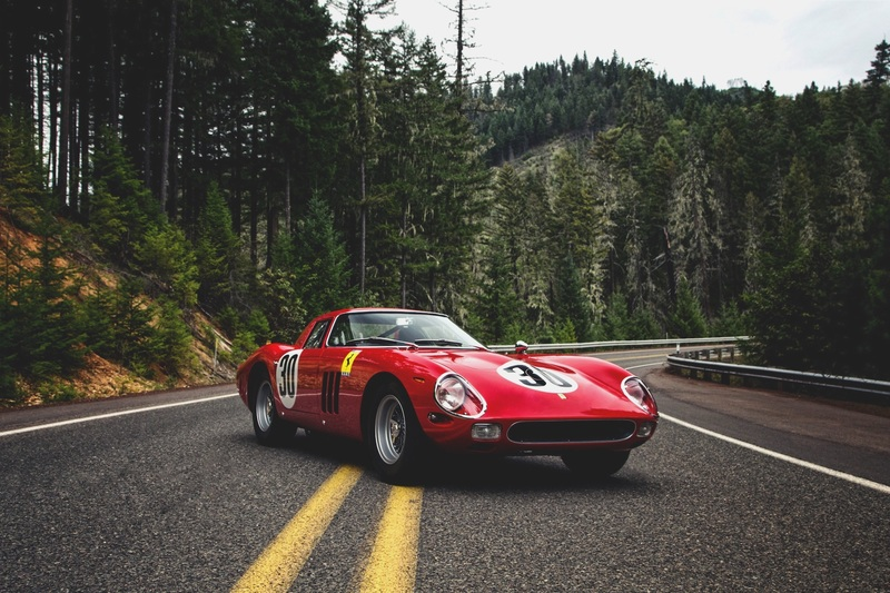 The Ferrari Edition – Driving a 250 GTO as it Should Be Driven, Lauda's 312T to be Auctioned and a Love Letter to the F40