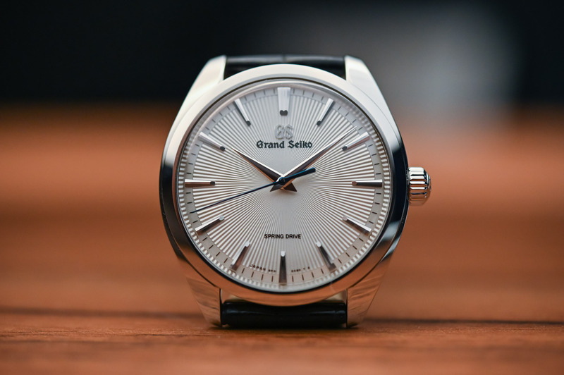 The Grand Seiko Hand-Wound Spring Drive Collection
