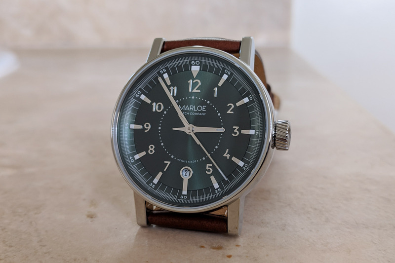 The Haskell from Marloe Watch Company (Review)