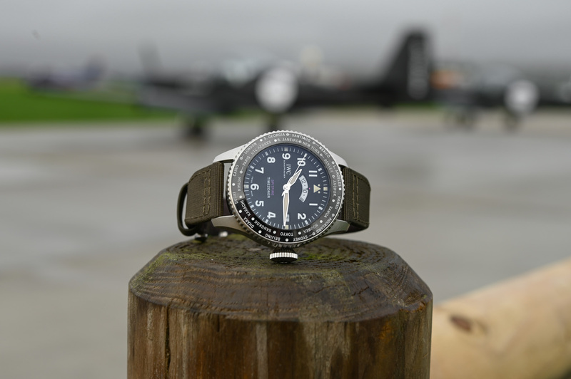 The Key Features of a Pilot's Watch