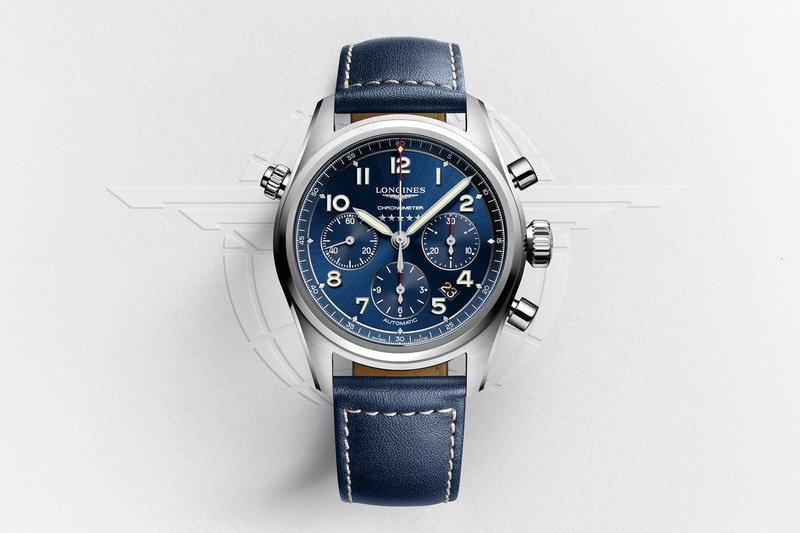 The Longines Spirit, a New Pilot's Watch Collection