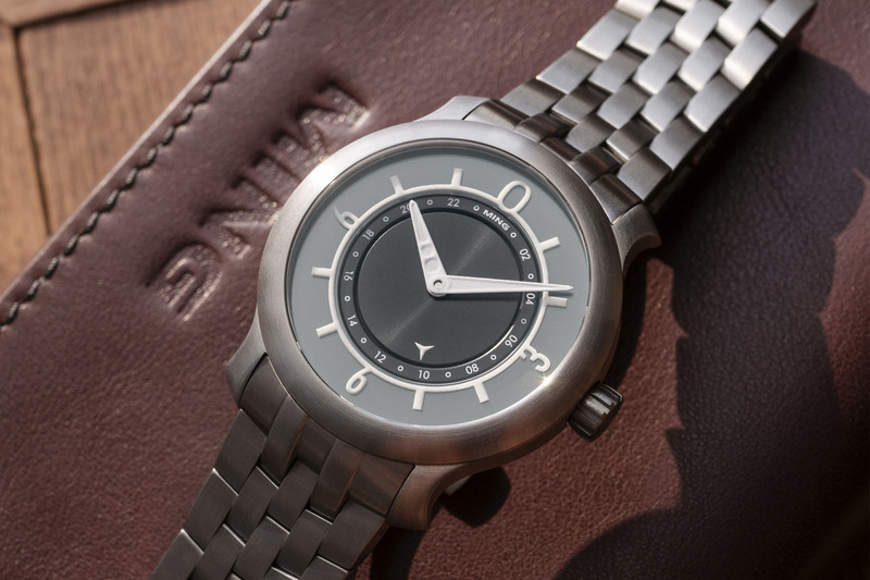 The MING 17.03 GMT – The Third Instalment In The MING Watch Series (Live Pics)