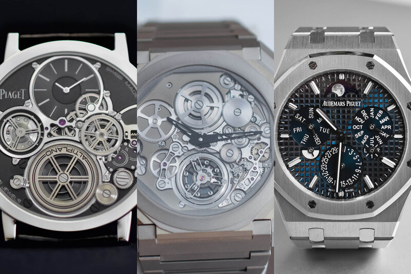 The Mighty Return of Ultra-Thin Watches