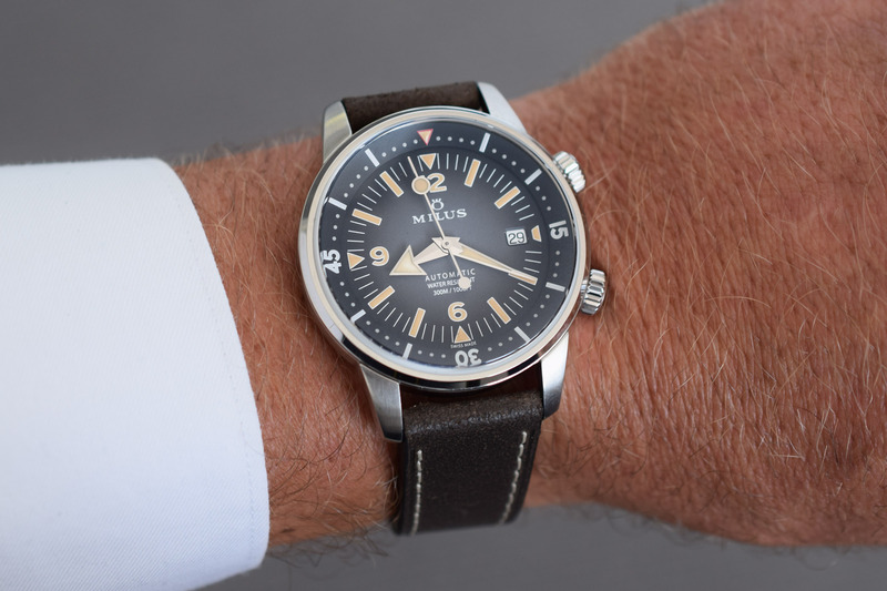 The Milus Archimedes, A Reissue of the 1970s Super Compressor
