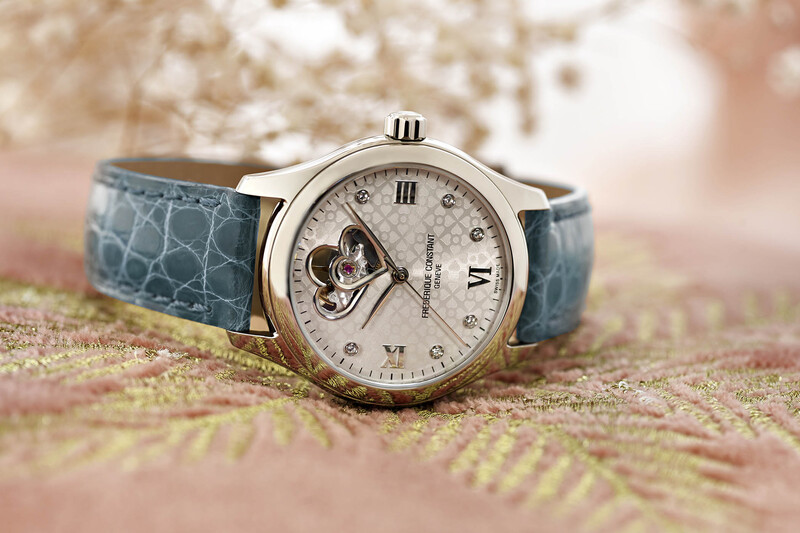 The New Frederique Constant Ladies Automatic Collection