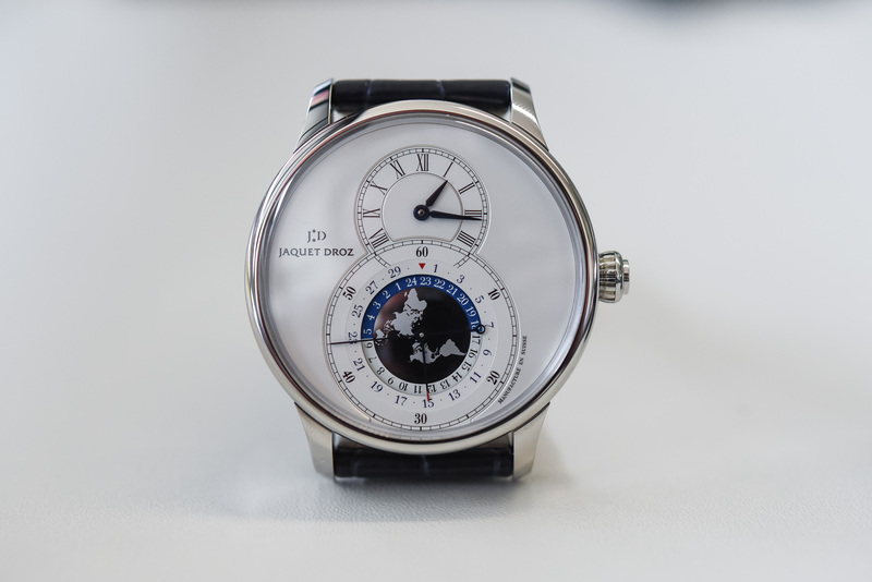 The New Jaquet Droz Grande Seconde Dual Time (Hands-On)