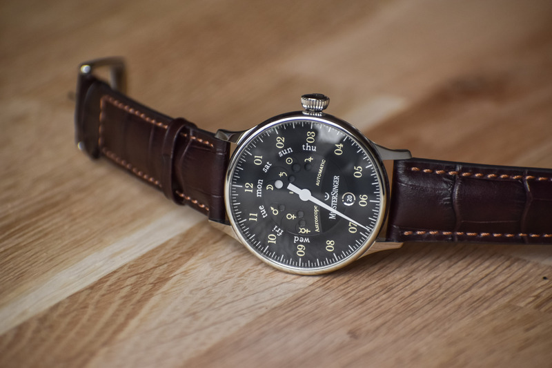The New MeisterSinger Astroscope, using Constellations in an Unusual Way