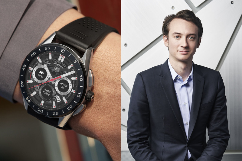 The New TAG Heuer Connected Watch, Fully Explained by Frédéric Arnault in an Exclusive Interview