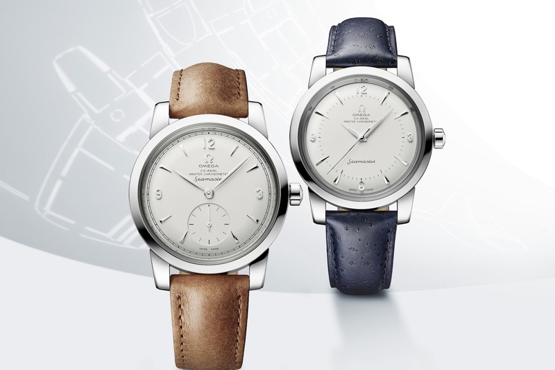 The Omega Seamaster 1948 Limited Editions – for the 70th Anniversary of the Collection